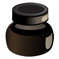 Ink pot