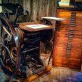 Imprentas antiguas